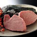 飛騨牛「最とび」極上シャトーブリアン 厚切り大判焼 (130g)
