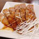 聚楽 - 牛肉の醤油漬け