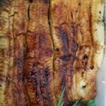 豊駒 - 料理写真:鰻弁当