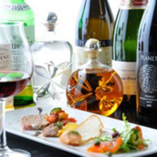 *お料理に合わせてワインを楽しむ・・・マリア―ジュプチコース*