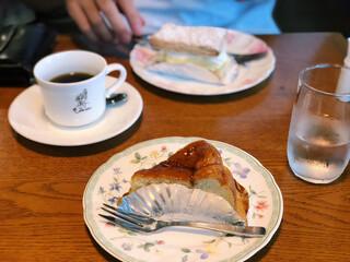 ぴのきお - 食後のケーキ