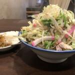 長崎菜館 - ミニカレーがさらにミニに見える
