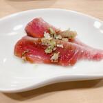鮨處つの田 - 鰹の刺身