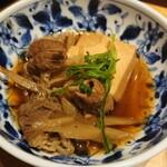 東京コトブキ - 肉豆腐