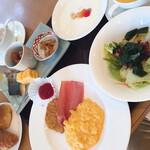 レストラン 樹林 - 朝食