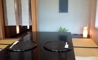 京かのこ - 広すぎる部屋