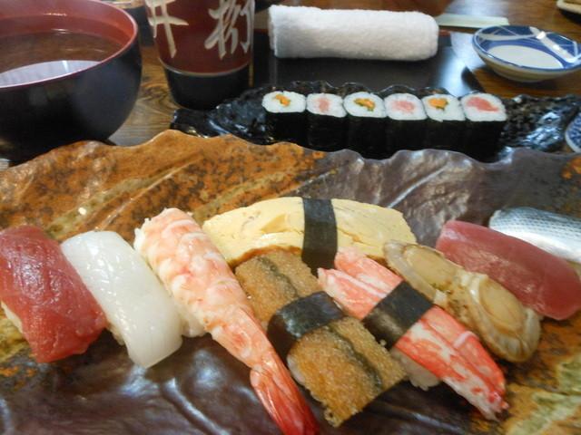 井桁寿司 - ランチ