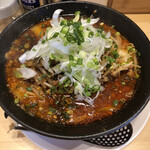 麺屋 八戒 - 香辣麺 辛さ2倍