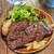 森のブッチャーズ - 料理写真:ランチのビーフ@950円