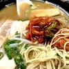 炭火焼肉 敏 - 料理写真:キムチラーメン 800円