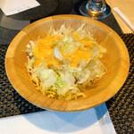 パンドラ - サラダ(キャベツのみ)