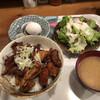 もつマニア - 料理写真:もつマニア丼