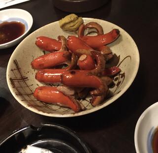瀬戸内家良ちゃん - タコさんウインナーって、瀬戸内海の地タコ食べてよ。