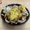 とちぎや - 料理写真:温うどん 大 ¥350