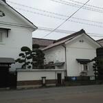 蔵喫茶 杏 - 末廣酒造