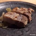 バダローネ - 白金豚のアッロースト
