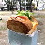 ベンチキッチン - BLECサンド
