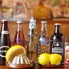 もつ焼き ばん - ドリンク写真:生系ドリンク集合(レモン、グレープ、梅干 他)