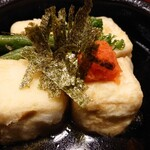 鰻・割烹豊りょう - 揚げだし豆腐