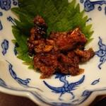 鰻・割烹豊りょう - 肝焼き