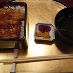 鰻・割烹豊りょう - うな重(松)