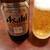 鰻・割烹豊りょう - 瓶ビール ドライ中瓶