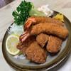 おぎ - 料理写真:ひれかつ海老フライ定食