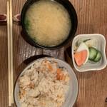 味噌汁田 -