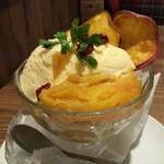 シードリングス - 安納芋アイス。いや、もうちょっと何かあるだろ普通。