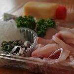 富松うなぎ屋 - 鯉のアライ