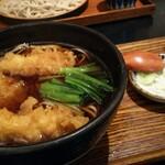 加満家 - 天ぷら蕎麦
