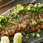 とりや なんじゃこりゃ - 宮城県産金華サバの炙りしめ鯖