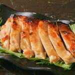 とりや なんじゃこりゃ - 鶏もも肉の西京みそ焼き