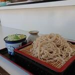 そば 咲くら - 料理写真:もり蕎麦 ¥450