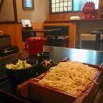 そば処 仙寿庵 - 料理写真:もり ¥450