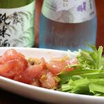 Restaurant&Bar ROOSTER - 天草大王とりわさ(ササミ)