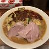 濃菜麺 井の庄 - 料理写真:辛辛濃菜麺('20/11/10)