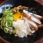 ラーメン魁力屋  - 料理写真:油そば