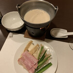 Nozomi - 豆乳鍋