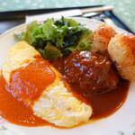 レストランMITA - 料理写真:トリプルランチ!