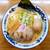 竜胆 - 料理写真:塩味玉ラーメン