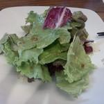 グッドウッドテラス - クーポンセットのサラダ