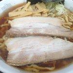 太麺屋 - ラーメン(太麺)