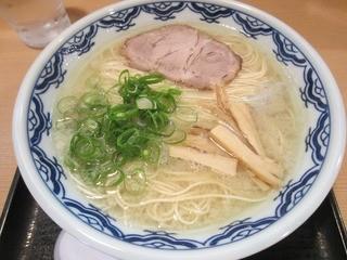 麺や 福十八 - ・「らあめん(\680)」