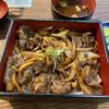 黒牛の里 - 料理写真:2020年11月ランチ 知多牛めし¥1.518