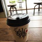 グリッチコーヒー&ロースターズ - 神保町の朝。
