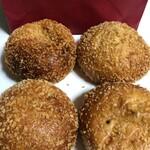 140474905 - 【ロブションのカレーパン ~かぼちゃ・茄子・チーズ入り~】324円 ×4