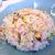 慶修 - 料理写真:Bセットのミニチャーハン