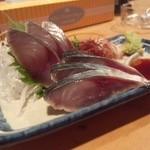 岸田屋 - 2012.7 〆さば(600円)