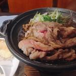 旬蔵  - まだ赤い肉